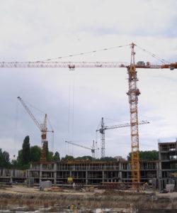 Ржевский завод по производству башенных кранов