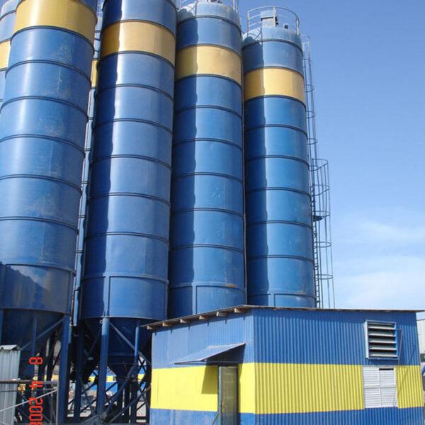 Производство силосов цемента