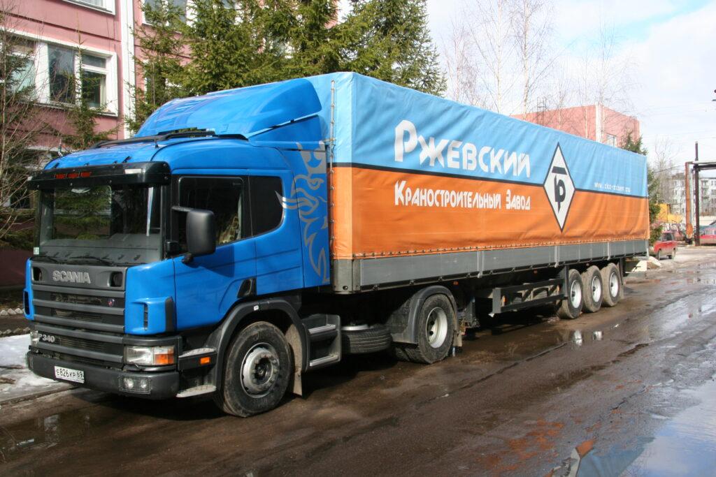 Проектирование и изготовление башенных кранов в России