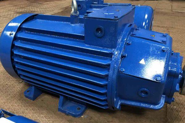 Двигатели асинхронные трехфазного тока крановые и металлургические